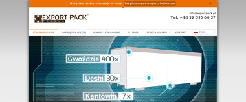 EXPORT PACK POLSKA SP. Z O.O.