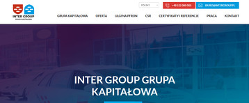 INTER GROUP GRUPA KAPITAŁOWA