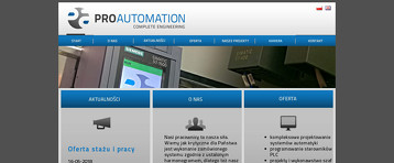 PROAUTOMATION SP Z O O