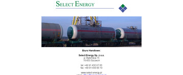 SELECT ENERGY SP Z O O