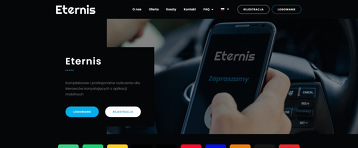 ETERNIS - UBER & TAXIFY PARTNER